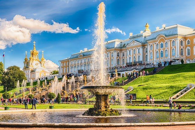 2-Day Small Group Shore Excursion with Faberge: Best of St Petersburg