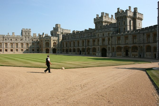 Royal Windsor Castle, Private Tour includes Fast track pass