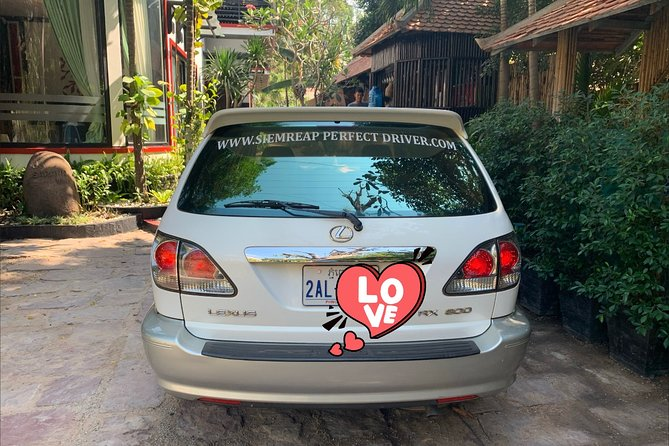 Private Taxi SiemReap to PhnomPenh Or From PhnomPenh to SiemReap One way only