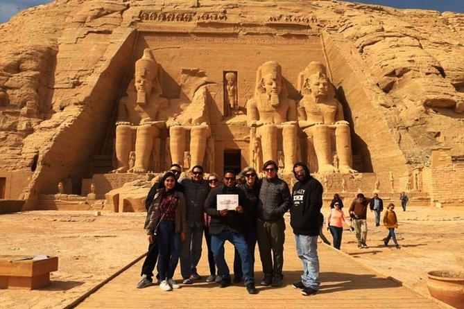 Abu Simbel Tour from Aswan Private