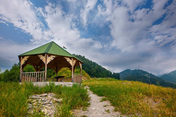 Romantic tour in Gabala