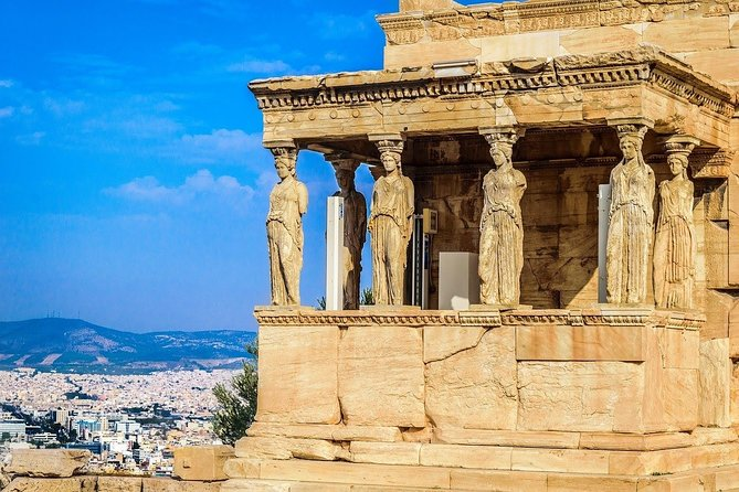 "Guided tour ""Love stories of Athens""`"