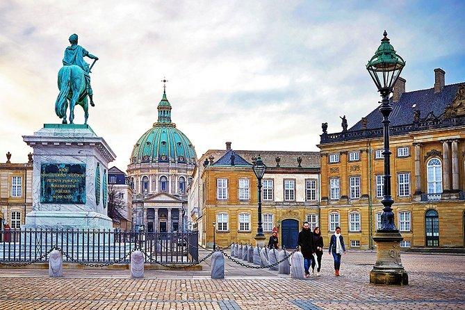 Köpenhamns höjdpunkter och Christiansborgs palats
