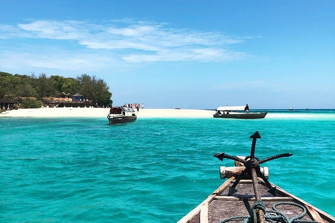 Zanzibar Nakupenda Beach Tour: Departure from Matemwe Beach