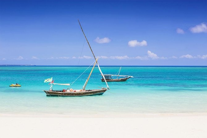 Zanzibar Nakupenda Beach Tour: Departure from Nungwi Beach