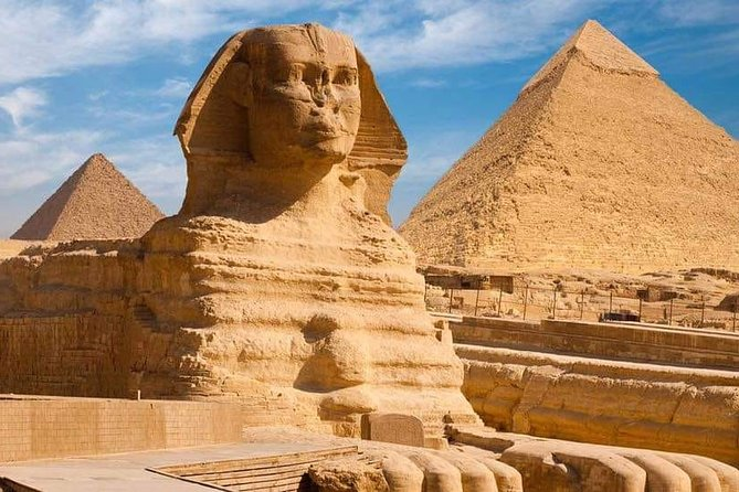 3-Day Private Guided Tour to Cairo Giza and Alexandria