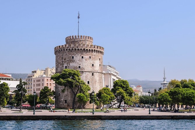 The best of Saloniki walking tour