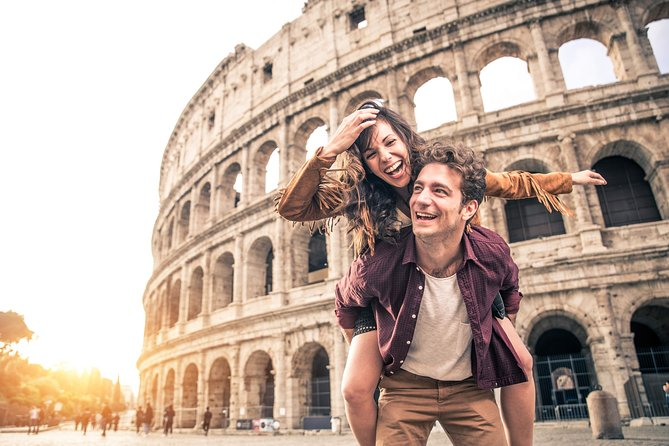 """Guided tour """"Love stories of Rome"""""""
