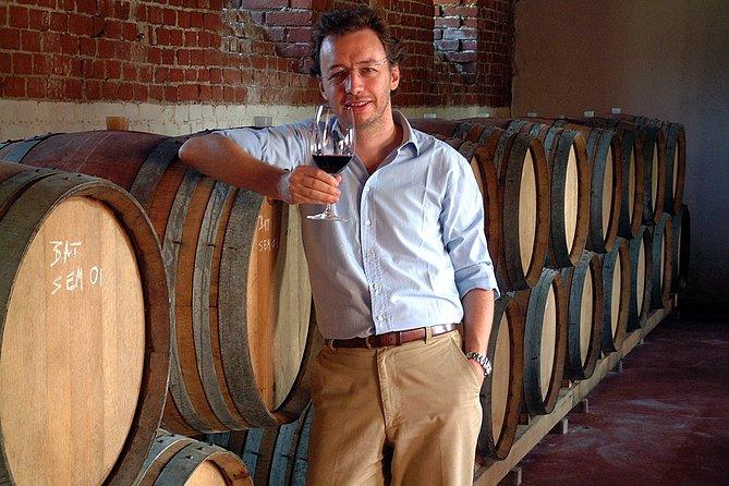 Unique wine tasting at the Winery of the Marchesi Incisa della Rocchetta