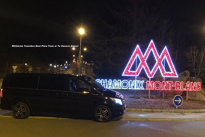 Private Transfer from Geneva Airport to Chamonix-Mont-Blanc