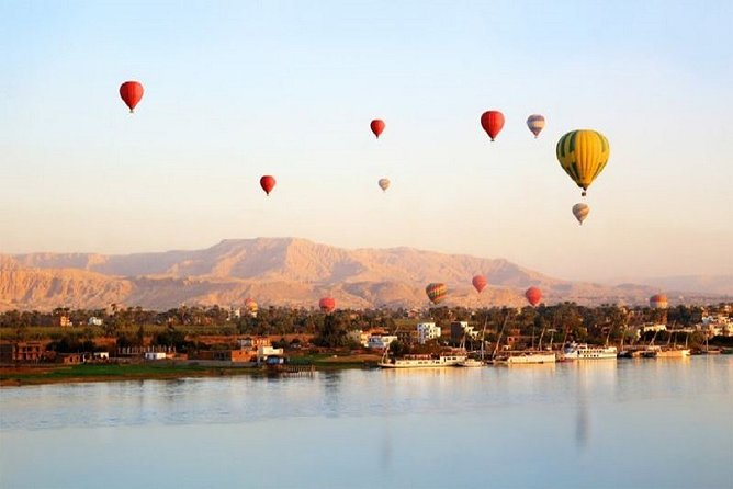 Luxor: Hot Air Balloon Ride