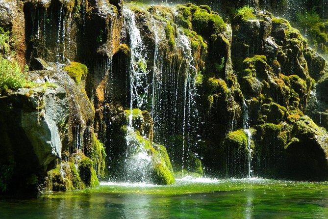 Tsalka - Dashbashi canyon- Kldekari fortress