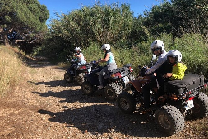 Tour 1 hour QUADBIKE
