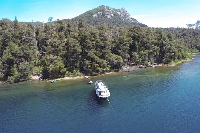 Bariloche: Exploration Arm Sadness - Navigation with lunch