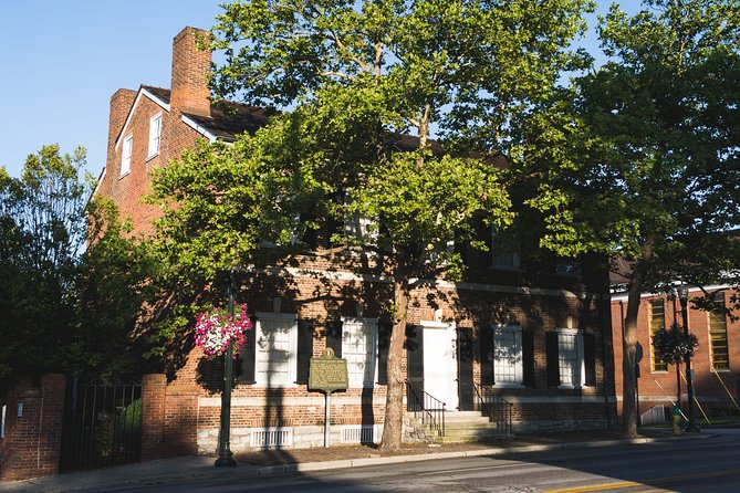 Mary Todd Lincoln House Self Guided Tour Ticket