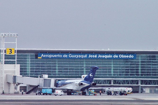 Guayaquil PRIVATE Arrival Transfer from the Airport to Hotels