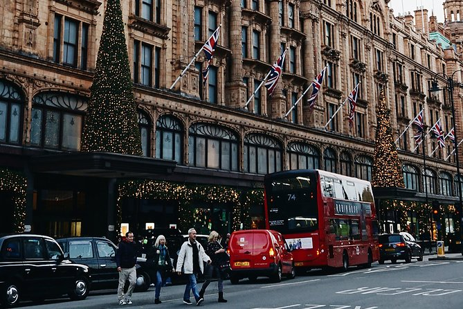 Shopping Tour in London: Exclusive and Private