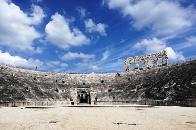 Arena di Verona: the ultimate guided tour in English only
