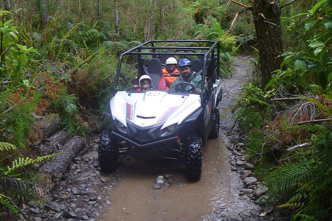 90 Mins Mighty Mud Track - BUGGIES