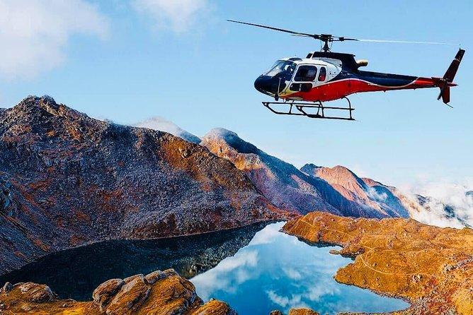 Gosaikunda Helicopter Tour from Kathmandu