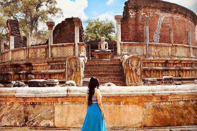 All Inclusive 2 Days Tour to Polonnaruwa, Sigiriya and Dambulla
