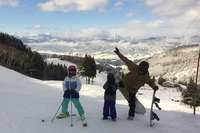 Private Ski Lessons in Nozawa Onsen