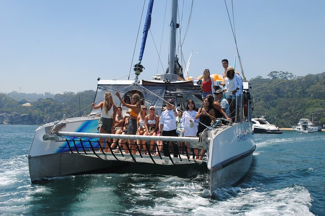 Sydney Party Boat and Cruise Hire