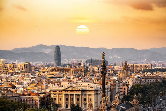 Private 5 days in Barcelona with private transfers and private tours