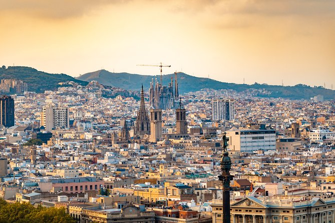 Private 3 days in Barcelona with private tours and transfers