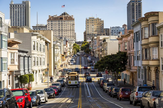Private 4-hour Walking Tour of San Francisco with official tour guide