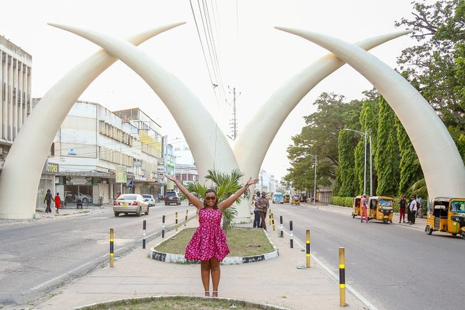 2-Hour Private Guided Tour around Mombasa Tusks