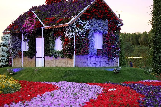 Enjoy with anew Adventure in Miracle Garden Visit with Transfers