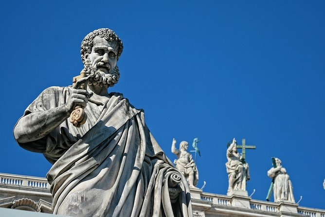 Exclusive Half-Day Vatican City Tour with Breakfast and Gardens(Italy,Rome)