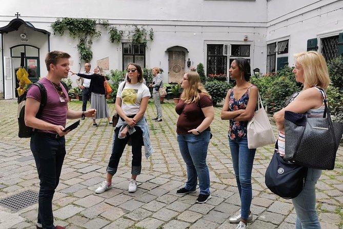 Vienna as never seen before: Hidden courtyards, legends and symbols