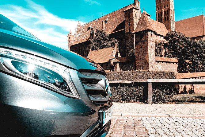 Malbork Castle Regular Audioguided Tour