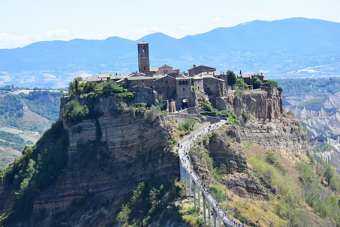 ROME LUXURY TOURS: Civita Di Bagnoregio private tour from Rome