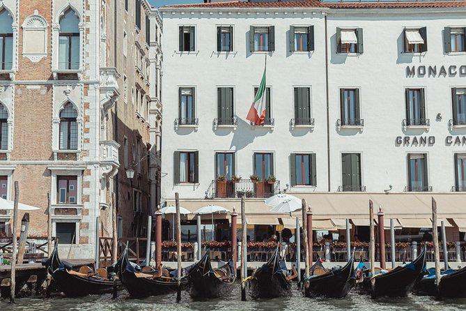 Dogana private gondola ride 60 minutes