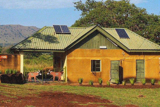 2-Day Private Tour Ruma Park and Rusinga Island from Kisumu