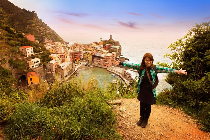"Guided tour ""Love stories of Cinque Terre"""