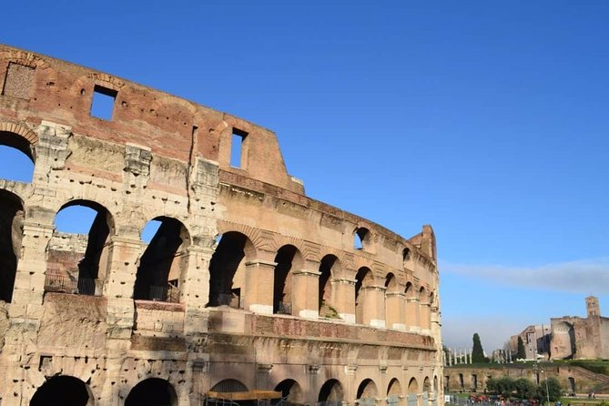 Private and safe tour of Rome with an expert guide