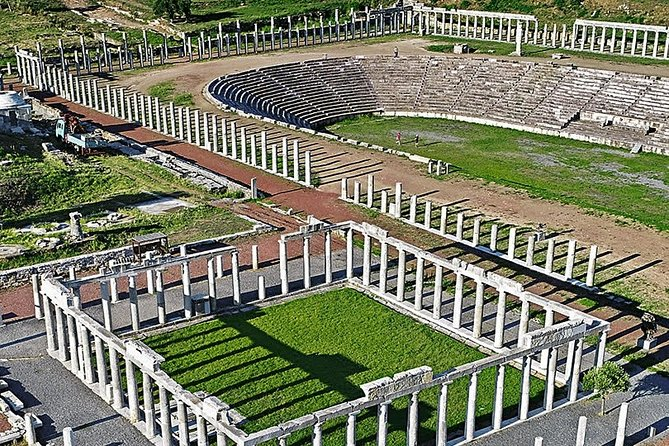 Ancient Messene and Ancient Olympia Greece full day private tour