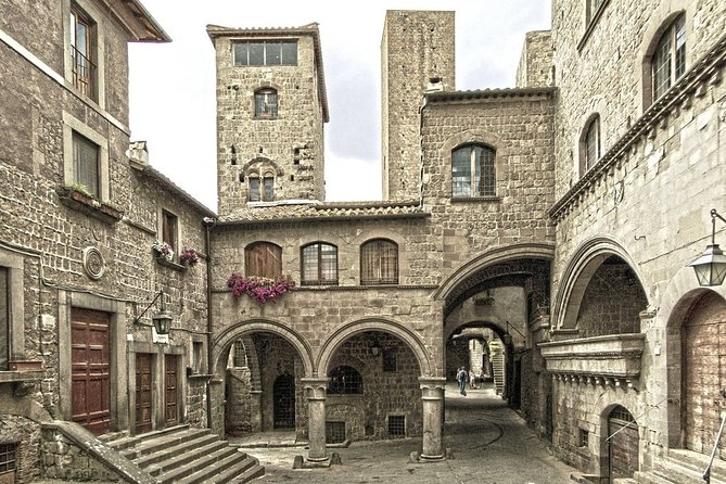 ROME LUXURY TOUR: Viterbo Private tour from Rome