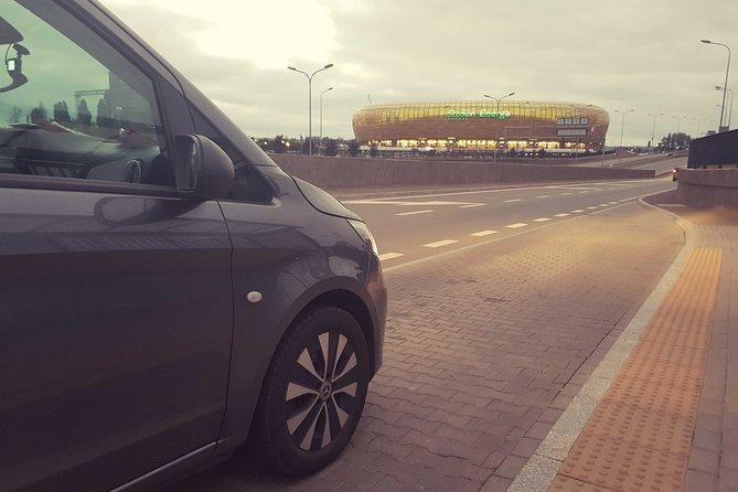 Gdansk Airport - Gdansk City private transfer