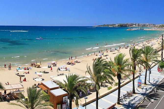 Private Transfer from Barcelona Airport to Salou