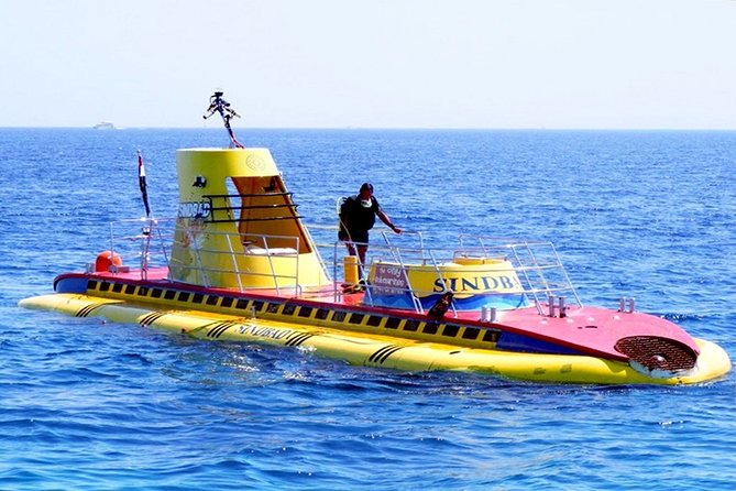 Submarine in Hurghada