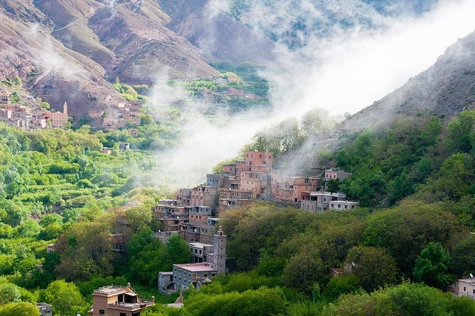 High Atlas Mountains and Three Valleys Day Trip from Marrakech - All inclusive