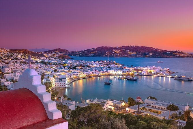 Half-Day Private Guided Tour in Mykonos