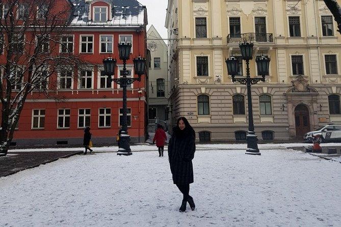 Romantic tour in Riga