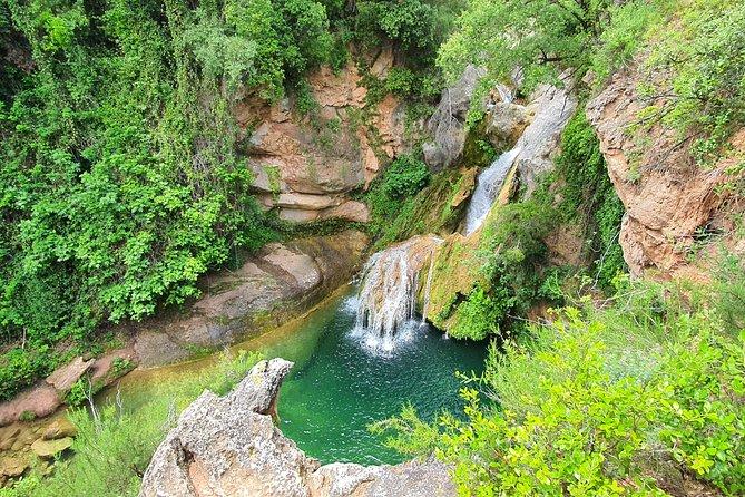 Trekking At Waterfalls Adventure