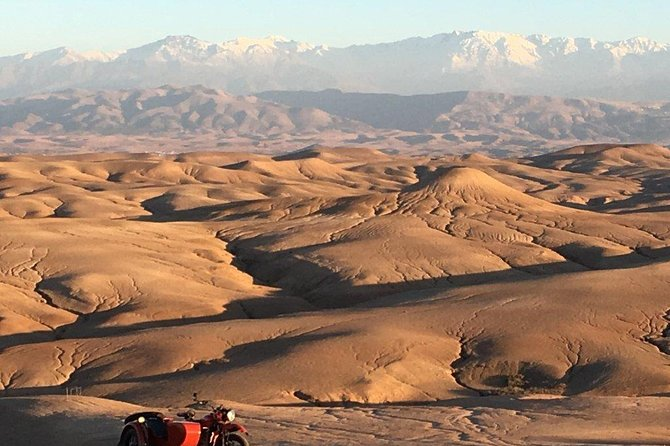 Agafay Desert and Atlas Mountains By 4×4 Day Trip from Marrakech All-Inclusive